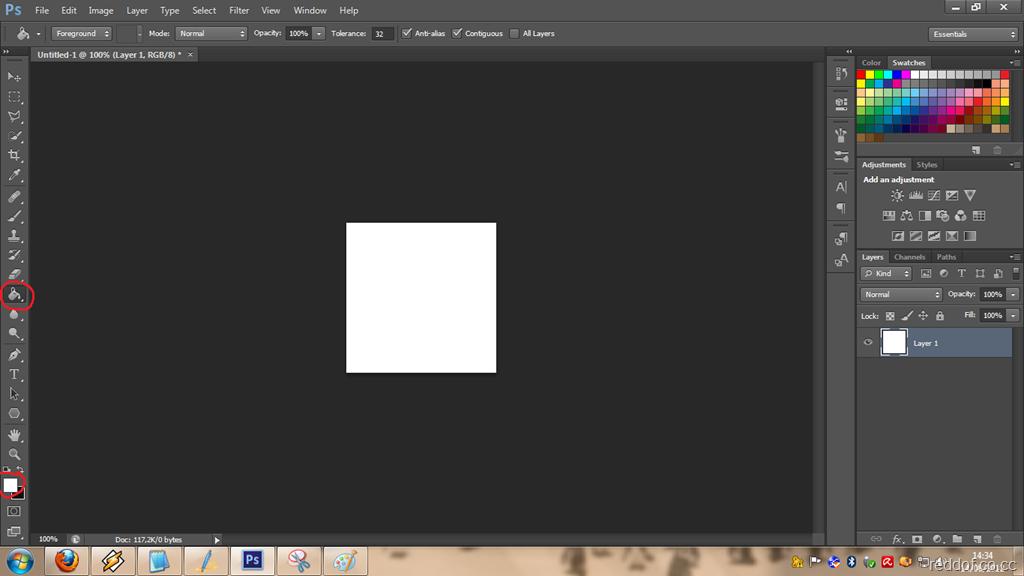 Cara Membuat Animasi dengan Photoshop.