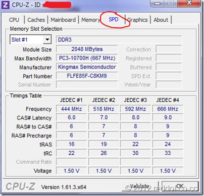 detail RAM