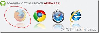 pilih browser